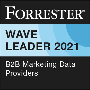 The Forrester Wave™: B2B Marketing Data Providers, Q2 2021